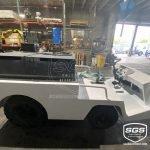 EET3000H – CHARLATTE Baggage Tractor, Electric – 3750-001