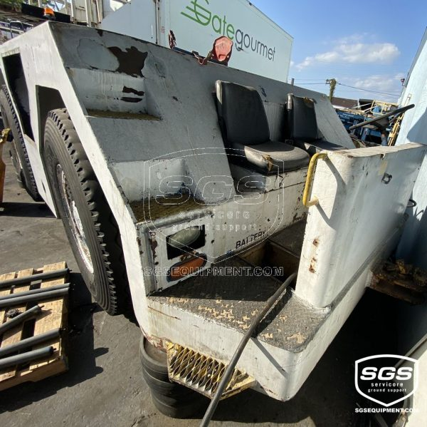 GT76HD S&S TUG Pushback Tractor