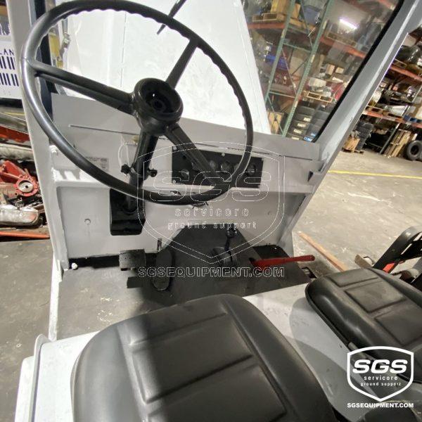 HTA30 Harlan Baggage Tractor Perkins Engine
