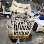 HTA50 – HARLAN Baggage Tractor, Diesel – 4645