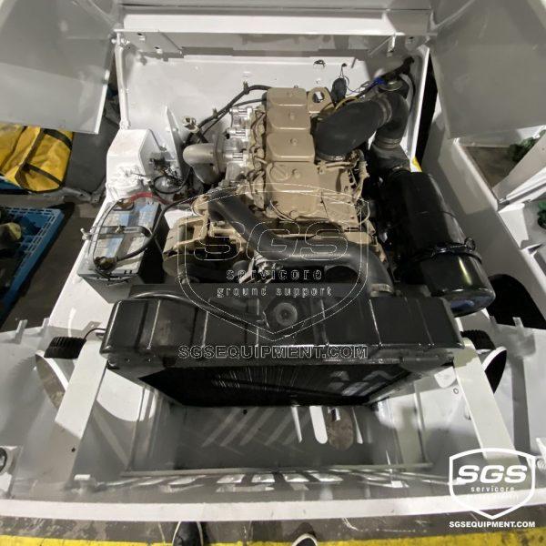HTA50 Harlan baggage Tractor Cummins engine