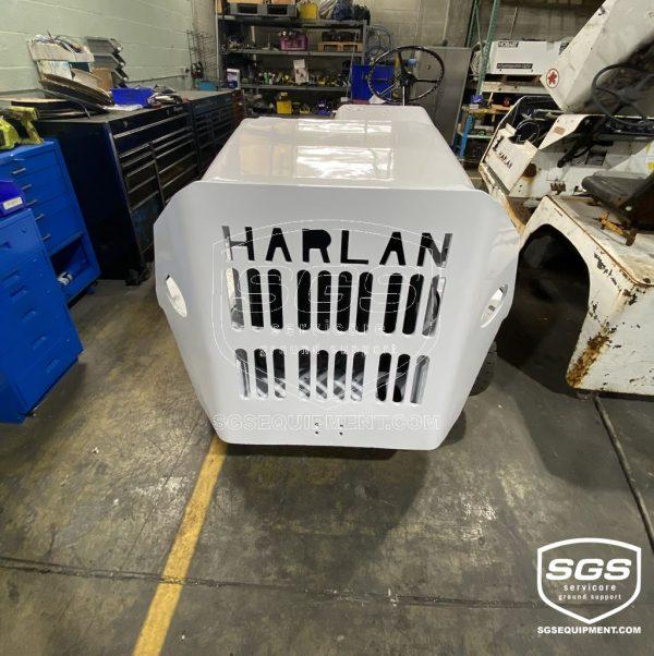 HTA50 Harlan Baggage Tractor Cummins Diesel
