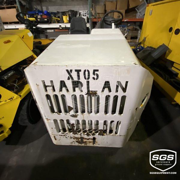 harlan HTA50 Baggage Tractor Cummins Engine