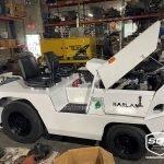 HTAS40 – HARLAN Baggage Tractor, Diesel – 4656