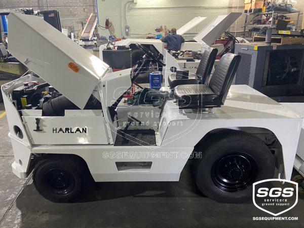 HTAS40 Harlan Baggage Tractor