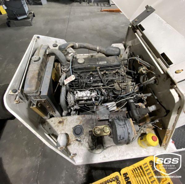HTA50 Harlan Baggage Tractor
