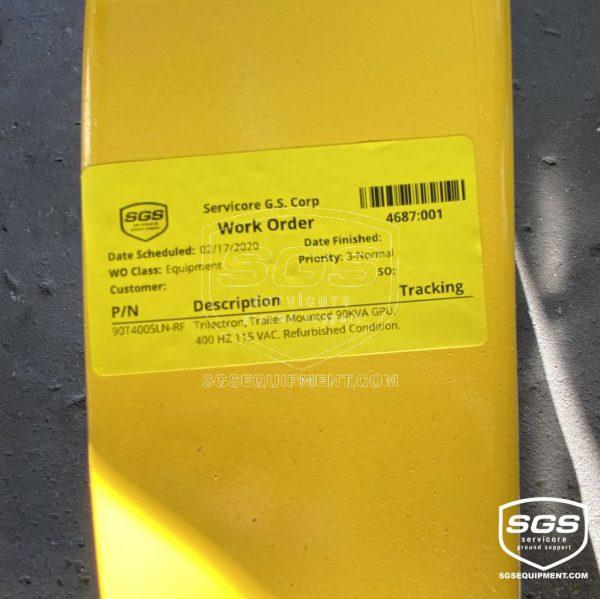 90T400SLN Trilectron 90KVA GPU 4687