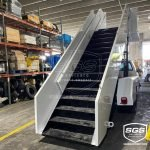 Passenger Stair STINAIR,  Wide-body Capable  – 4655