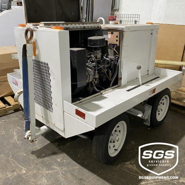 Hobart JetEx4 Gas 28.5 VDC GPU