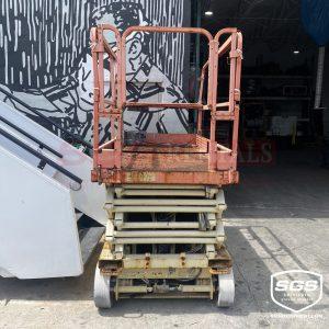 3246ES – JLG Electric Scissor Lift – 4825